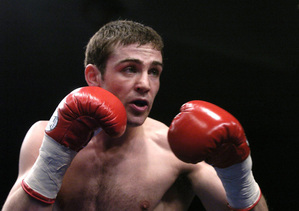 Matthew Macklin hangs up the gloves