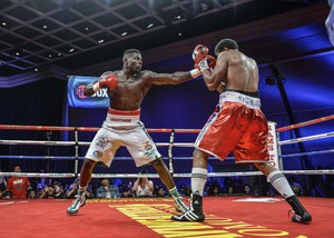 'The Beast Tames Tapia In Vegas