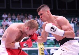 Ogogo Returns In Glasgow