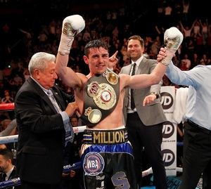 Crolla Faces Linares In Unification Battle