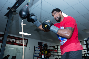 Breazeale Takes On Molina In Brooklyn
