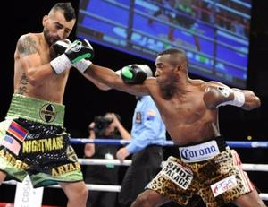 Lara To Defend Title Against Foreman In Miami