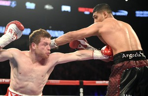 Alvarez Ko's Brave Khan In 6 And Calls Out Golovkin