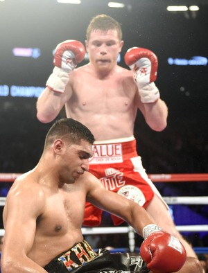 Canelo Not Looking Past Chavez, Jr.