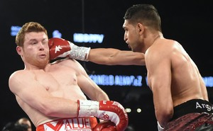 Alvarez Talks About Chavez jr Rivalry