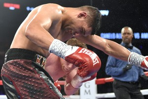 Vargas Plans To Take Out 'Old Man' Khan