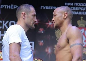 Kovalev And Chilemba Make Weight