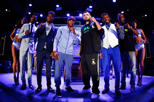 Junior Middleweights Comes Face To Face In Vegas