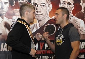 Smith And Radosevic Come Face To Face