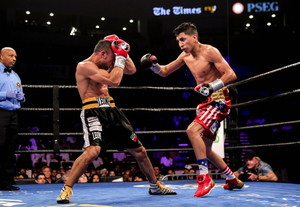 Barrios Less Than Stellar in UD Win/Ramirez Defeats Roman
