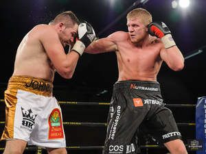 Micki Nielsen To Challenge For WBO International Title