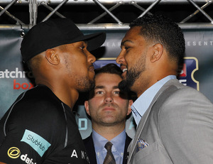 Joshua Wants To Unify Heavyweight Division