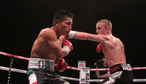 Butler And Hall Battle In Title Eliminator