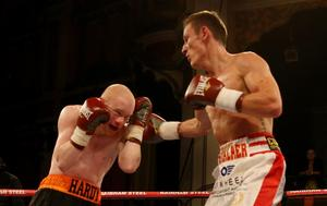 Stalker Unfazed By Evans Rematch