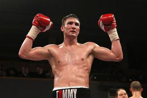 Langford And Sheedy Fight For Vacant Title