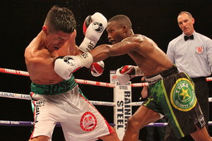 Zolani Defends Title In Liverpool