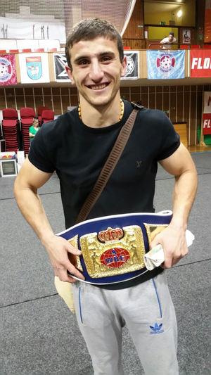 Beroshvili Stuns Kovacs To Claim Title