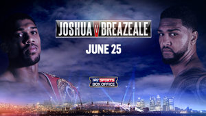 Covent Garden To Host Joshua vs Breazeale Weigh In