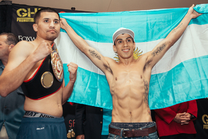 Lopez And Reynoso Battle To Draw