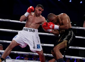 Khattab Takes On The 'The Dane Slayer'