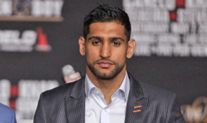 Khan Returns Against Lo Greco On April 21