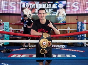 Crolla Plans To Expose Flaws In Linares' Weaknesses