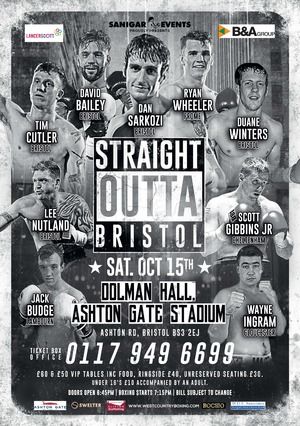 Bristol Fight Night Set For Oct 15
