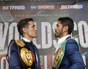 Linares Tells Crolla Home Advantage Won't Help Him