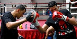 Benavidez  Looks To Impress Against Douglin
