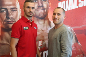 Walsh And Ceylan Come Face To Face
