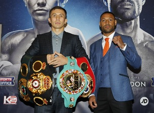 Brook: 'I'm So Dangerous At Middleweight
