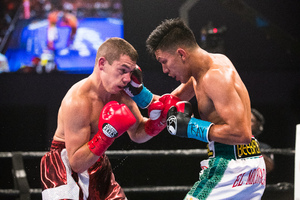 Flores Out Points Kielczweski Over 10 rounds