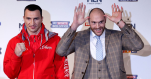 Fury Vs Klitschko ll Confirmed For Oct 29 In Manchester
