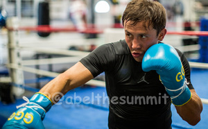 'GGG' Prepares For Brook In Big Bear