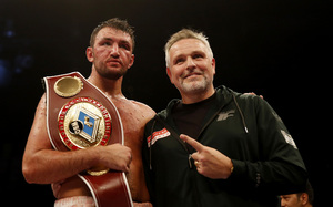 Hughie Fury Makes Title Defence Against Ruiz