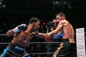 Pic Andy Samuelson/Premier Boxing Champions