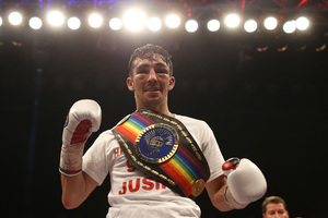 Conlan Faces Cardoza For Vacant Title In Belfast