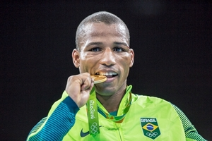 Olympics Day 11: Conceicao Strikes Gold For Brazil