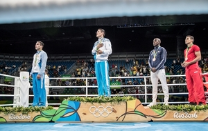 Olympics Day 12: Yeleussinov Claims Welterweight Gold