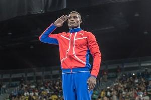 Olympics Day 12: La Cruz Wins Light Heavyweight Gold