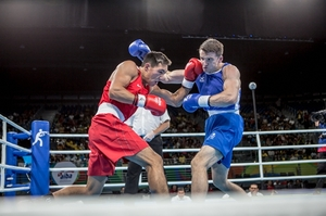 Olympics Day 3: Quarter Final Places Decided at 4 Weights