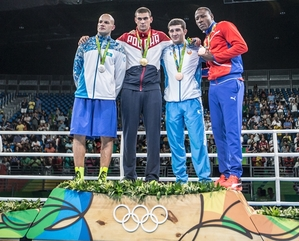 Olympics Day 10: Tishchenko Wins Heavyweight Gold