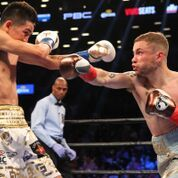 Santa Cruz Vs Frampton pic Ed Dilier DiBella Entertainment