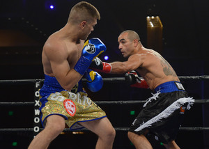 Derevyanchenko  Takes Out Soliman In 2