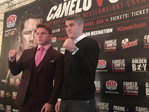 Gallagher Believes Smith Could Land Mayweather Fight