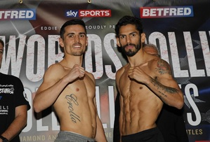 Crolla Flying high For Linares Rematch