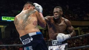 Wilder Injury Keeps Him Out For Rest Of 2016