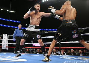 Gvozdyk Stops Chilemba in Vegas, Improves to 12-0
