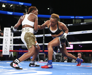 Undercard Results From Las Vegas:  Shields Wins Pro Debut