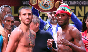 Lomachenko forces Walters to say